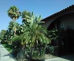 Village Courtyard, Rancho Alamitos High School, Garden Grove, CA