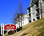 Salem Commons Apartments, Salem High School, Salem, VA