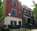 Keystone Place Apartments, Hyde Park Academy High School, Chicago, IL