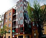 Brooks House Apartments, Spring Street, Madison, WI