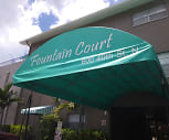 Fountain Court, Mount Vernon Elementary School, Saint Petersburg, FL