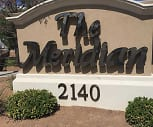 Community Signage, Meridian