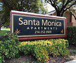 Santa Monica, Francisco F Pancho Medrano Middle School, Dallas, TX