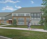 Crestwood Ridge Apartments, Taft Middle School, Cedar Rapids, IA