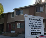 Hidaway Apartment Homes, Canyon High School, Canyon Country, CA