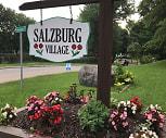 Salzburg Village, 14513, NY