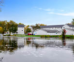 Lake, Lake Pointe Apartments