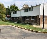 Ohio Townhouses, East Linden Elementary School, Columbus, OH
