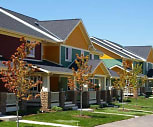 Normandy Townhomes, Cambridge Intermediate School, Cambridge, MN