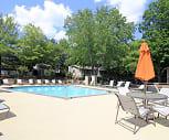 Pool, 555 Mansell