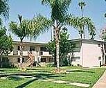 Exterior view, Palm Garden