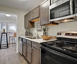 Kitchen, Parc At 505 Apartments
