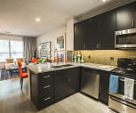 Kitchen, The Meridian by Cortland