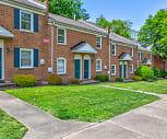 Jefferson Townhouses, Bellevue Elementary School, Richmond, VA