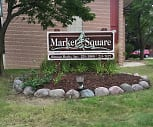 Market Square Apartments, Waterville, WI