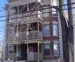 Exterior, Vine Apartments