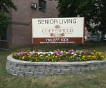 Copperfield Hill Senior Living, Lakeview Elementary School, Robbinsdale, MN
