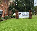 Cassandra Apartments, Hattiesburg, MS