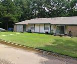 Rose Garden Apartments, Pearl Junior High School, Pearl, MS