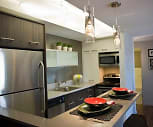 Kitchen, Boutique Apartments:  Metropolis