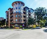 Elizabeth Square, Piedmont Middle School, Charlotte, NC