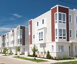Building, The Milton Apartments