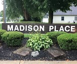 Madison Place Apartments, Madison Middle School, Madison, OH