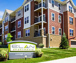 Elan Apartments, New Century Charter School, Verona, WI