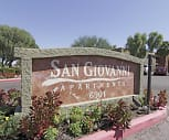 San Giovanni, American Institute of Technology, AZ