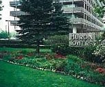 Huron Towers, Ann Arbor, MI
