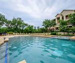 Pecan Springs Apartments, Ed Rawlinson Middle School, San Antonio, TX