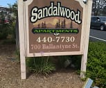 Sandalwood Apartments, Alpine, CA