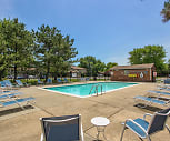 Pool, Ashbury Place
