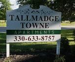 Tallmadge Towne Apartments, Tallmadge High School, Tallmadge, OH