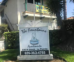 The Fountains, 91746, CA