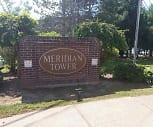 Meridian Tower, St Paul Catholic High School, Bristol, CT
