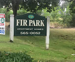Fir Park, University Place, WA