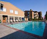 Cascadia Pointe Apartments, Explorer Middle School, Everett, WA