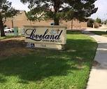 Loveland Sonrise Apartments, Fontana A B Miller High School, Fontana, CA