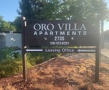 The Oro Villa, Ophir Elementary School, Oroville, CA