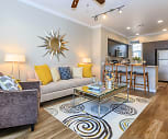 Living Room, Liberty Square at Providence Apartments
