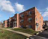 Bradfield Court Apartments, Princeton Information Technology Center, PA