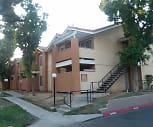 Ross Gardens, El Capitan Middle School, Fresno, CA