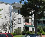 Pioneer Apartments, Herbert Hoover Senior High School, Glendale, CA