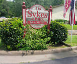 Sykes Park Manor, 39272, MS