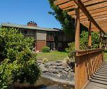 Riverside Park Apartments, Puyallup High School, Puyallup, WA