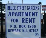 Bruce Street Garden, Great Oaks Charter School, Newark, NJ