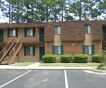 Jac-Lyn Apartments, Sunset Elementary School, Moultrie, GA