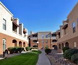Courtyard, Ranchwood Apartments
