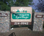 Canyon Springs Apartments, Flagstaff, AZ
